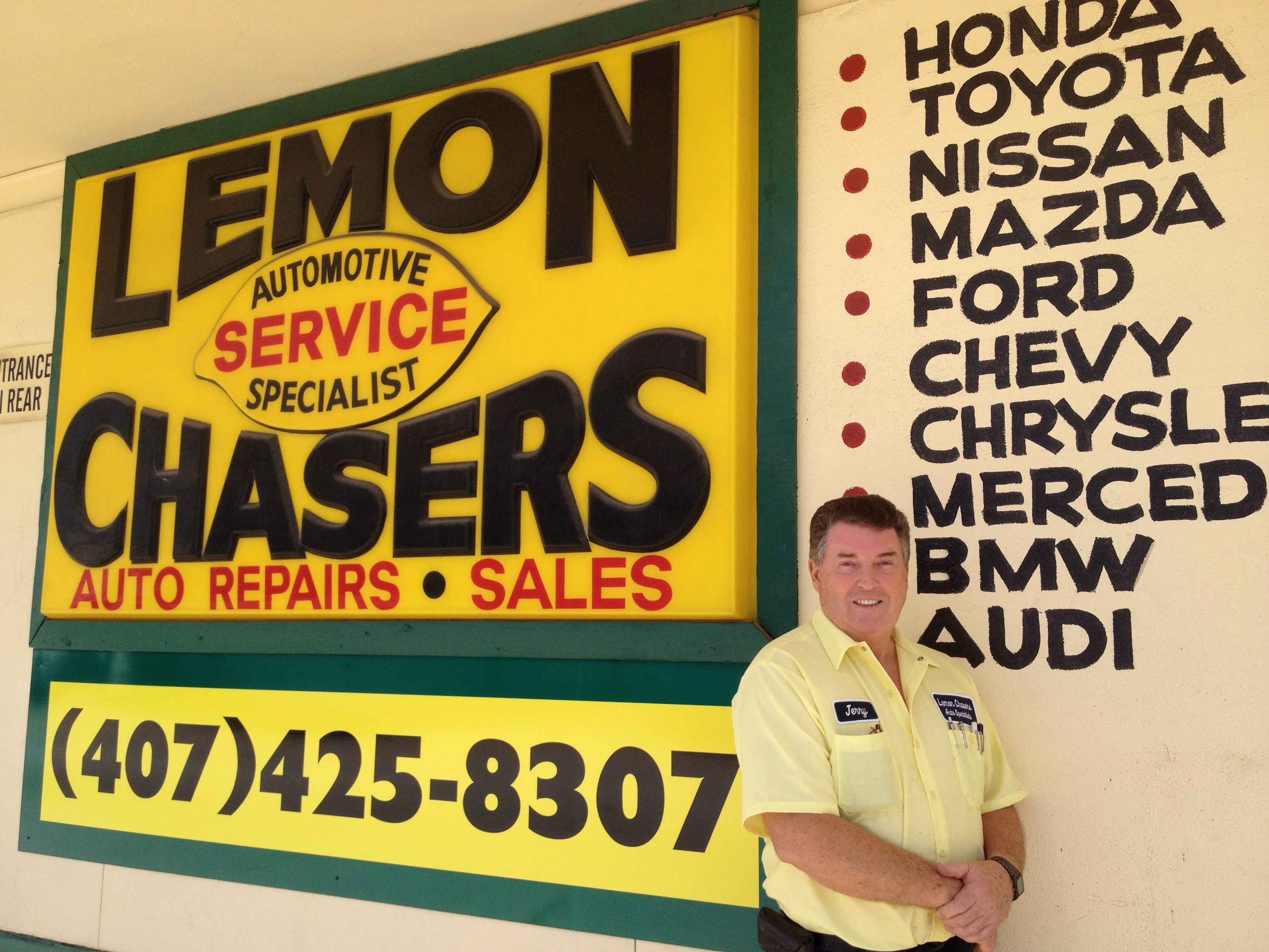 Lemon Chasers Automotive LLC image 1