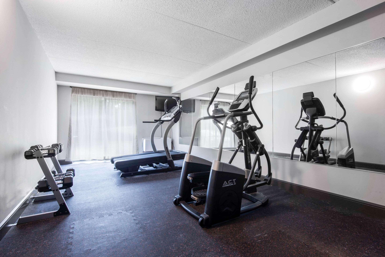Comfort Inn in North Bay: Fitness center
