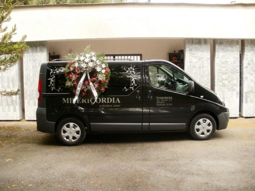 Pohřební služba MISERICORDIA s.r.o.