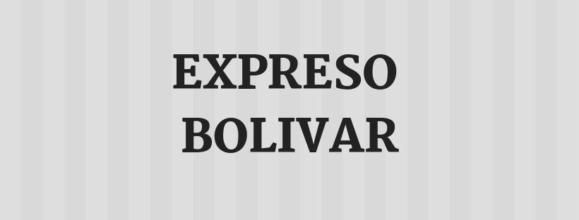 EXPRESO BOLIVAR