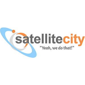Satellite City Logo