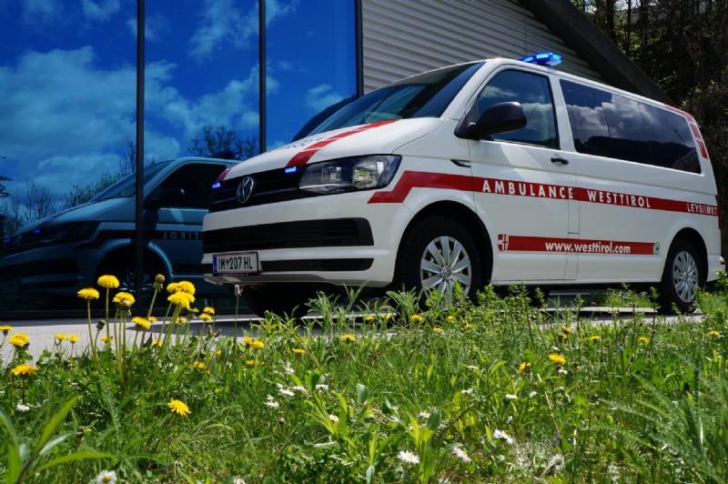 Ambulance-Westtirol Christoph Leys