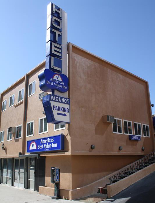 Americas best value inn los angeles w 7th street coupons for Americas best coupon code