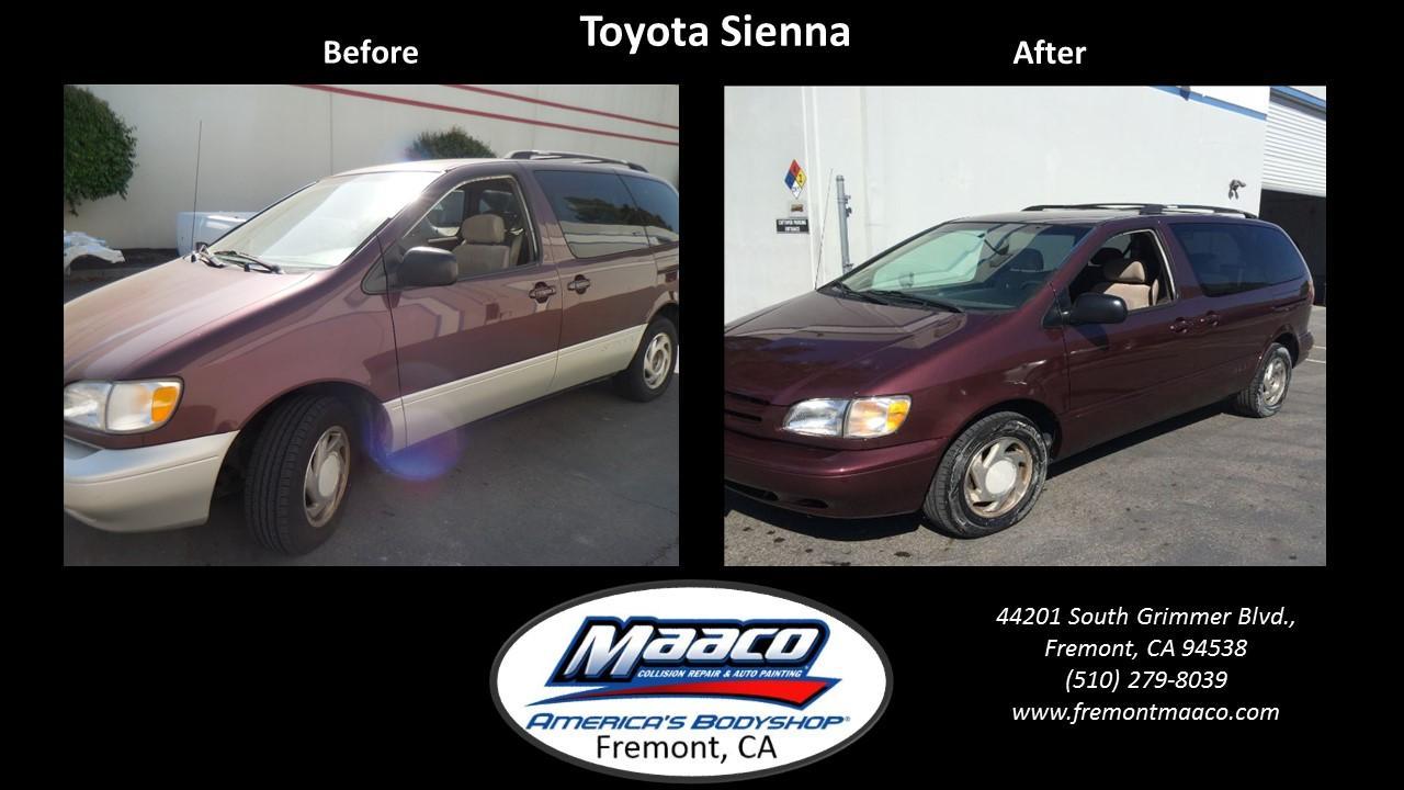 Maaco Car Repair Rating