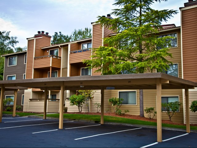 Taluswood Apartments In Mountlake Terrace Wa