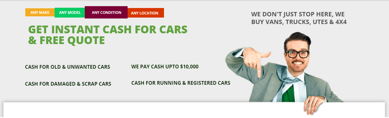 Cars for Cash Melbourne
