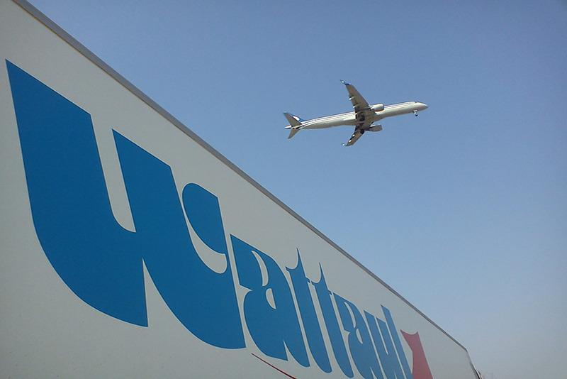 Wattaul air cargo GesmbH - Road Feeder Service