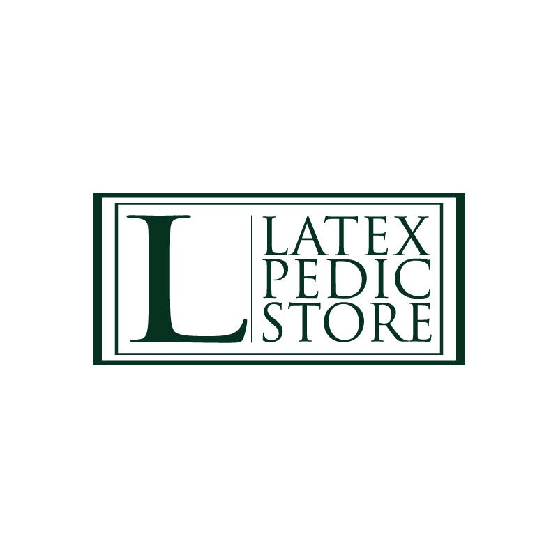 Latexpedic real latex foam mattress