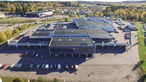 Mega-Auto, Lahti