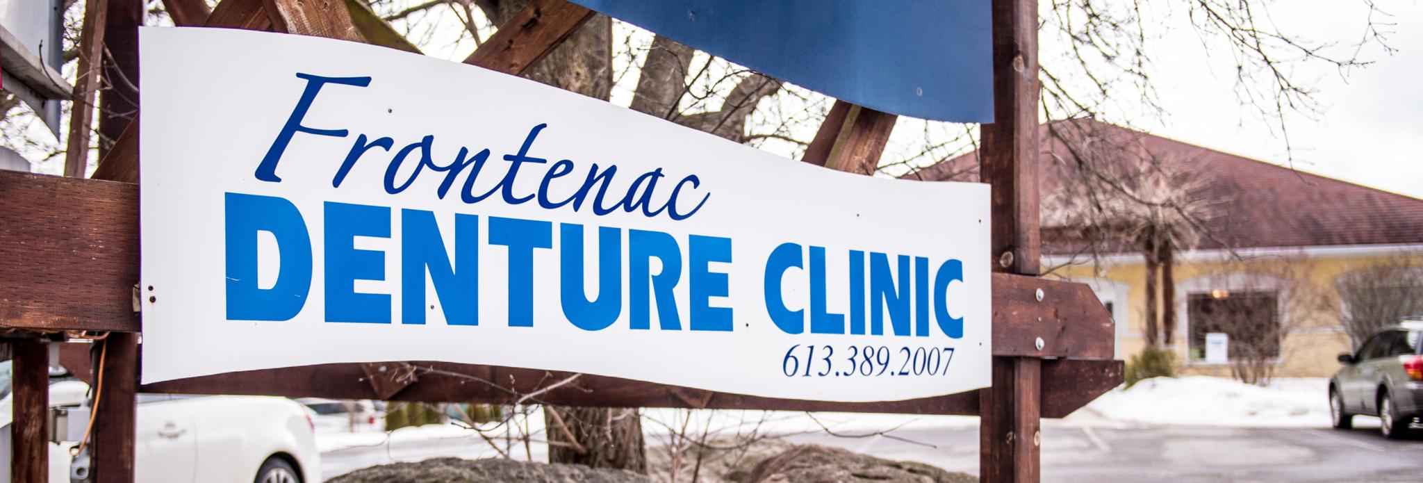 Frontenac Denture Clinic in Kingston