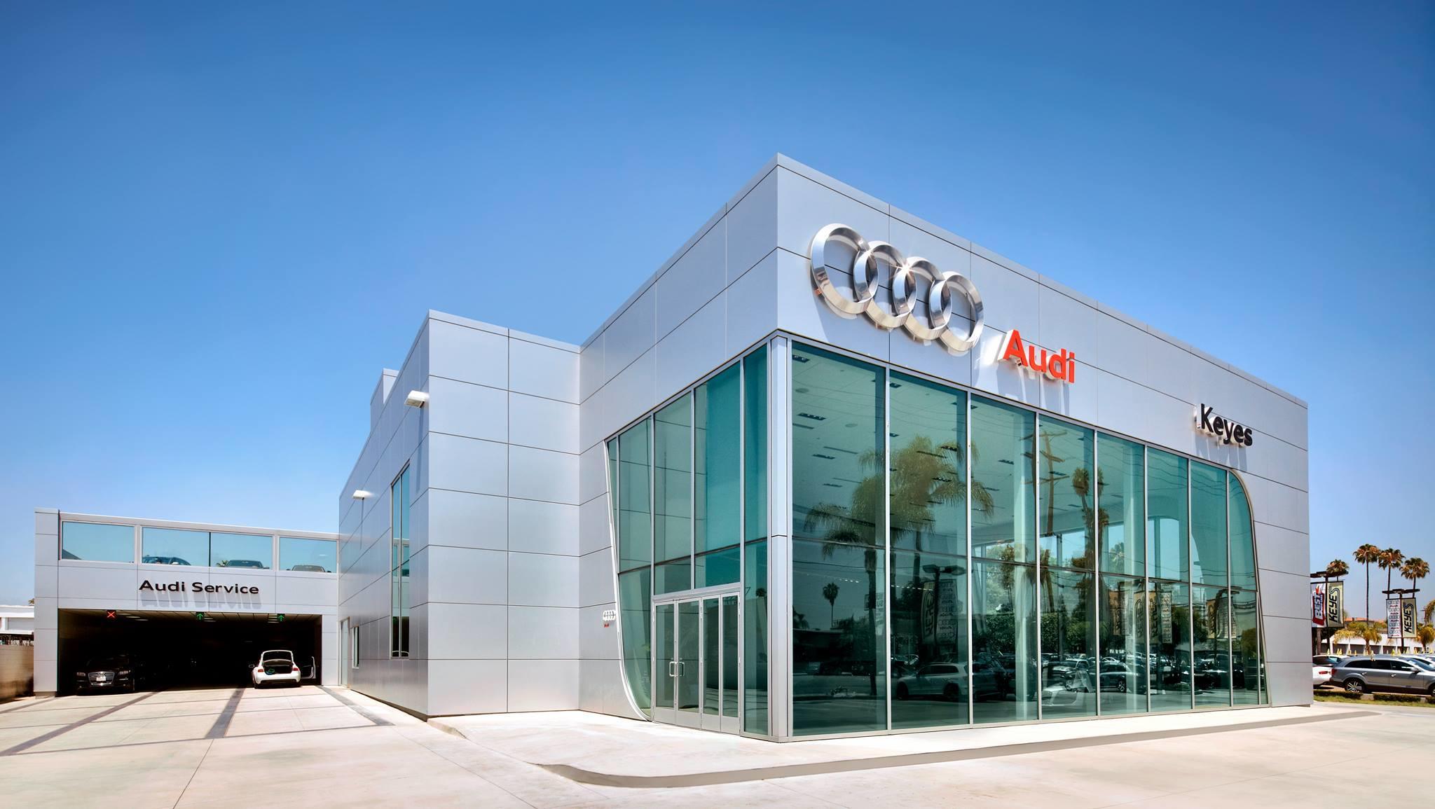 Keyes Audi - Los Angeles, CA 91401 - (818)528-5931 | ShowMeLocal.com