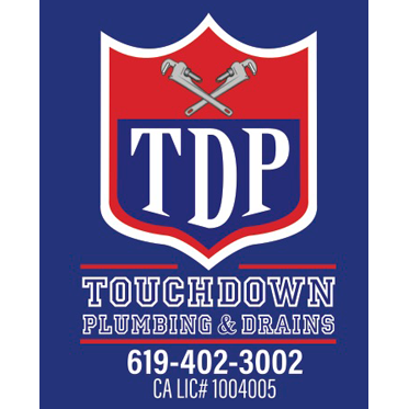 Touchdown Plumbing & Drains - Spring Valley, CA 91978 - (619)402-3002 | ShowMeLocal.com