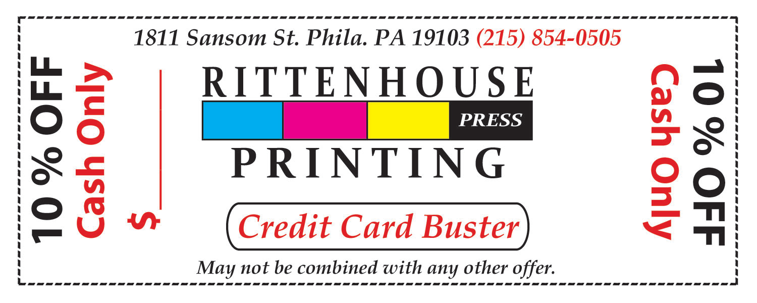 Rittenhouse Instant Press