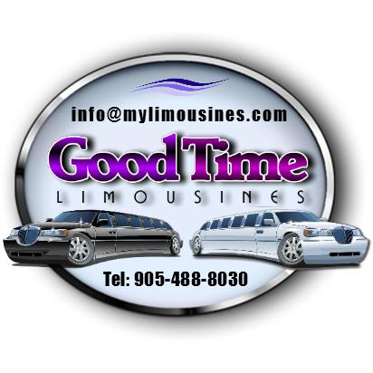 Goodtime Party Bus & Limo Service logo