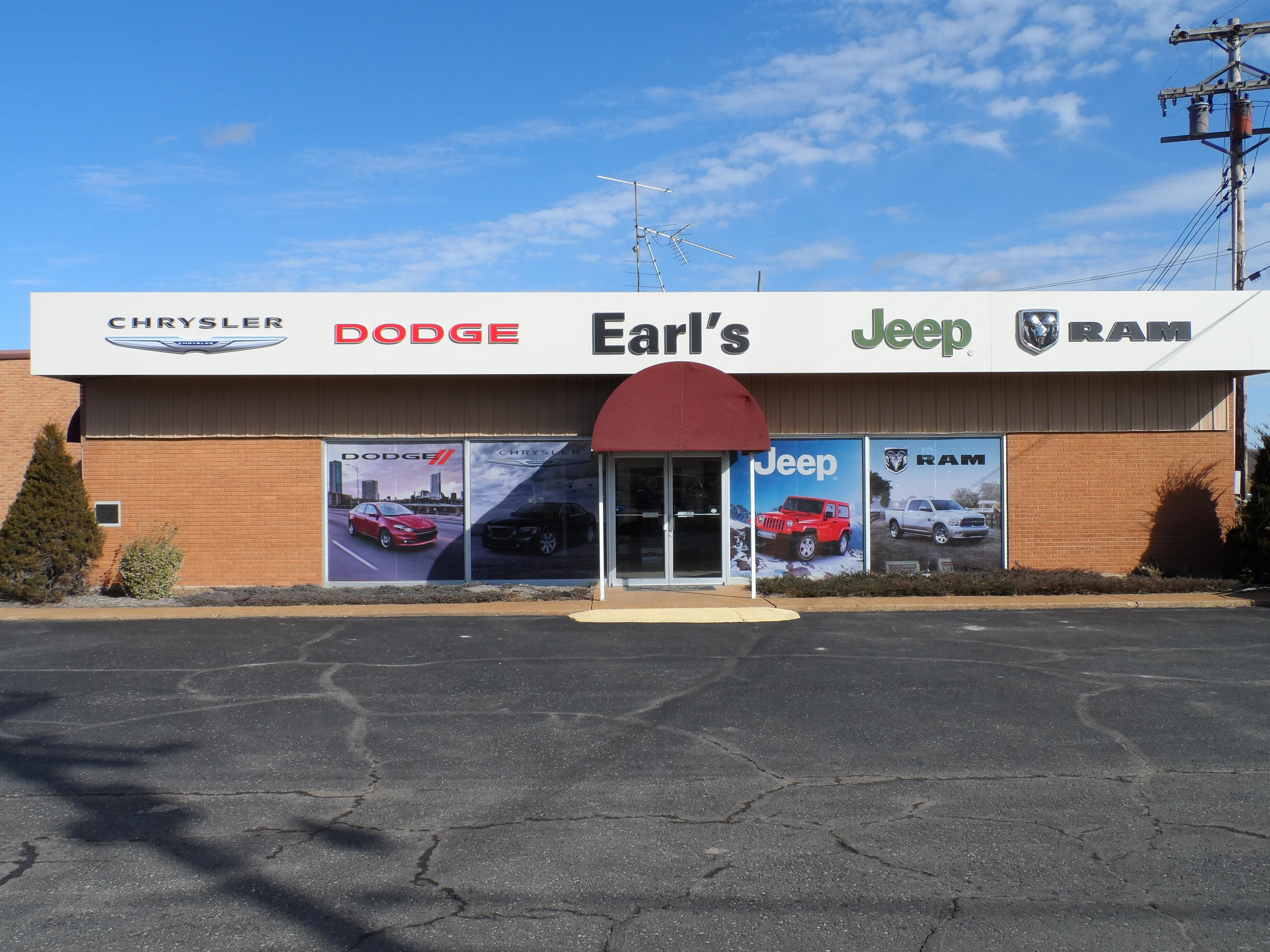 Earl's Dodge Chrysler Jeep Ram