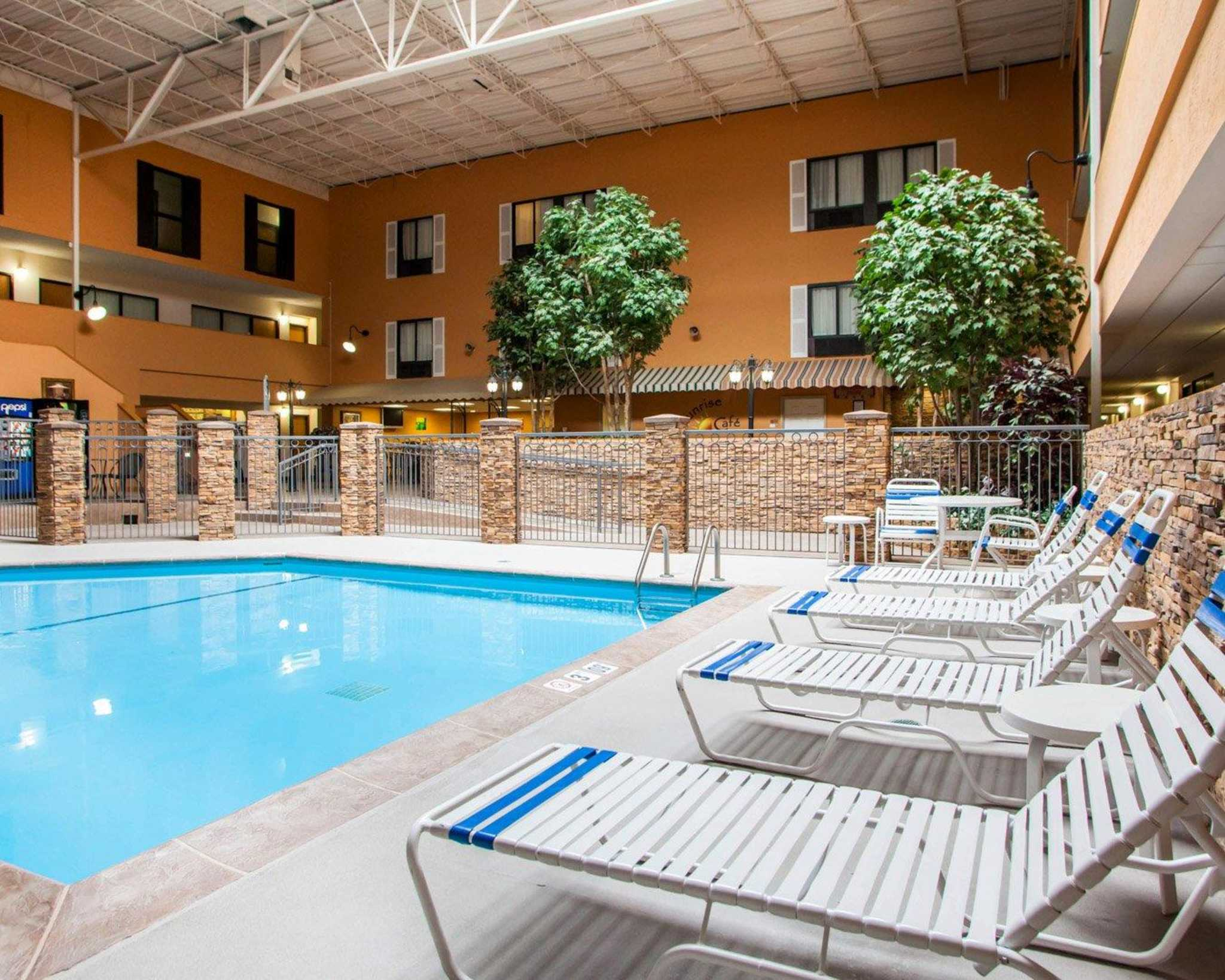 Quality Inn and Suites Starlite Village Conference Center Ames UnitedStates
