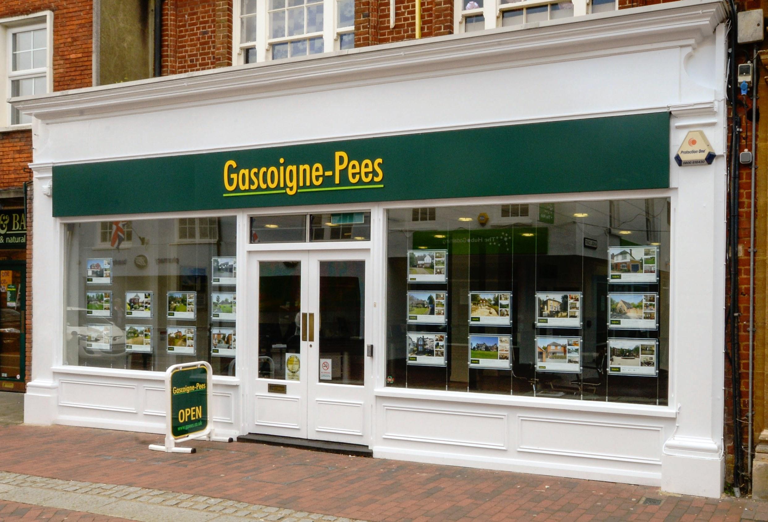 Gascoigne-Pees