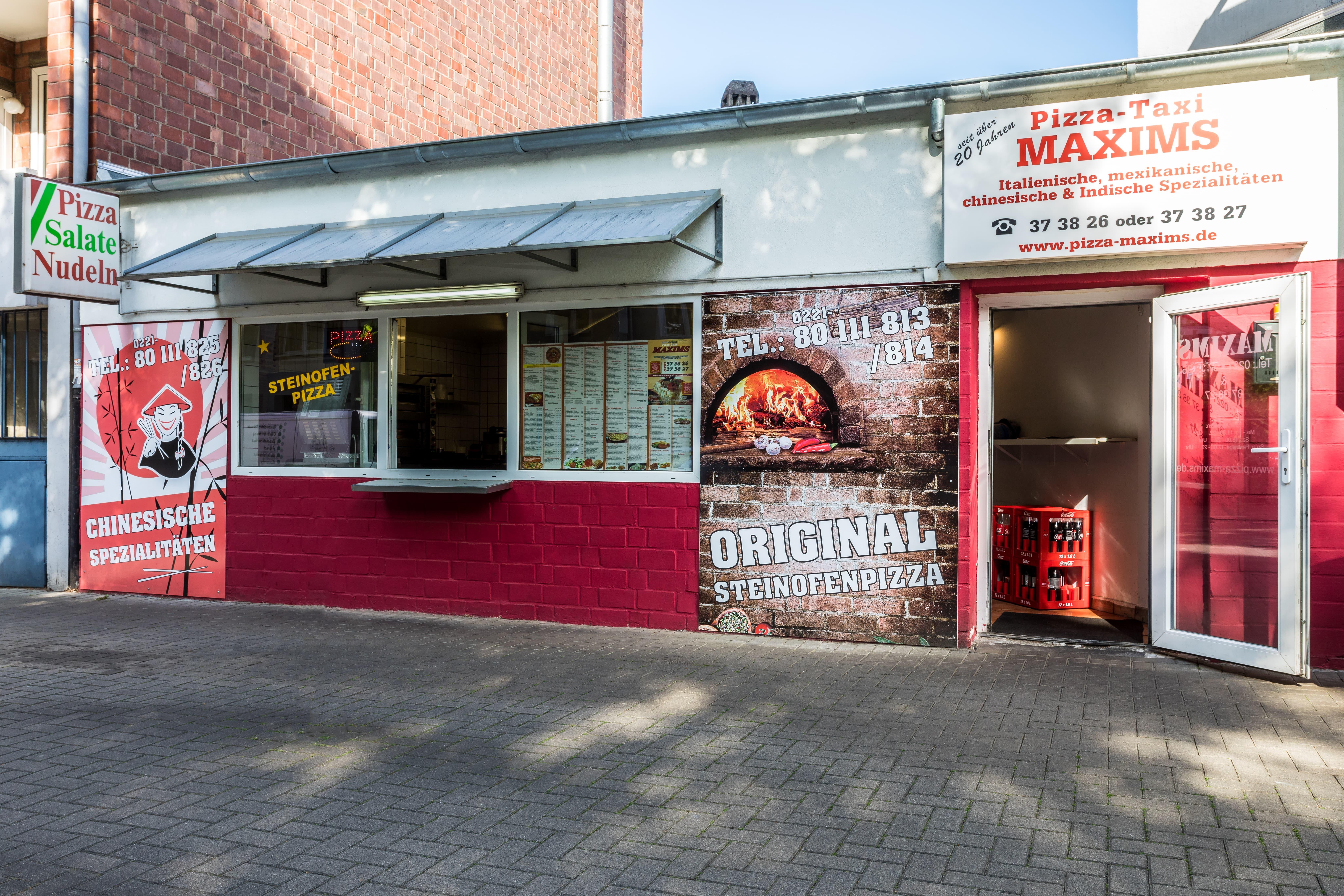 Pizzataxi Maxims Köln