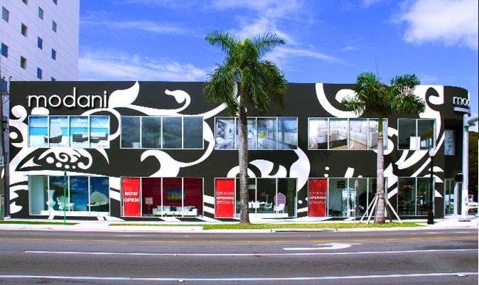Modani Furniture Miami Miami Fl
