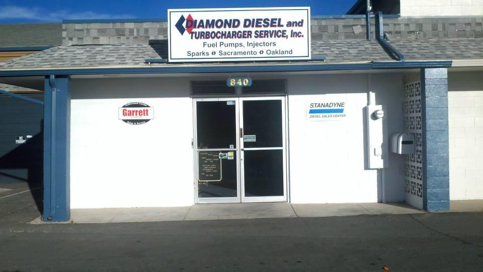 Diamond diesel turbo service oakland california ca for Outboard motor shop oakland