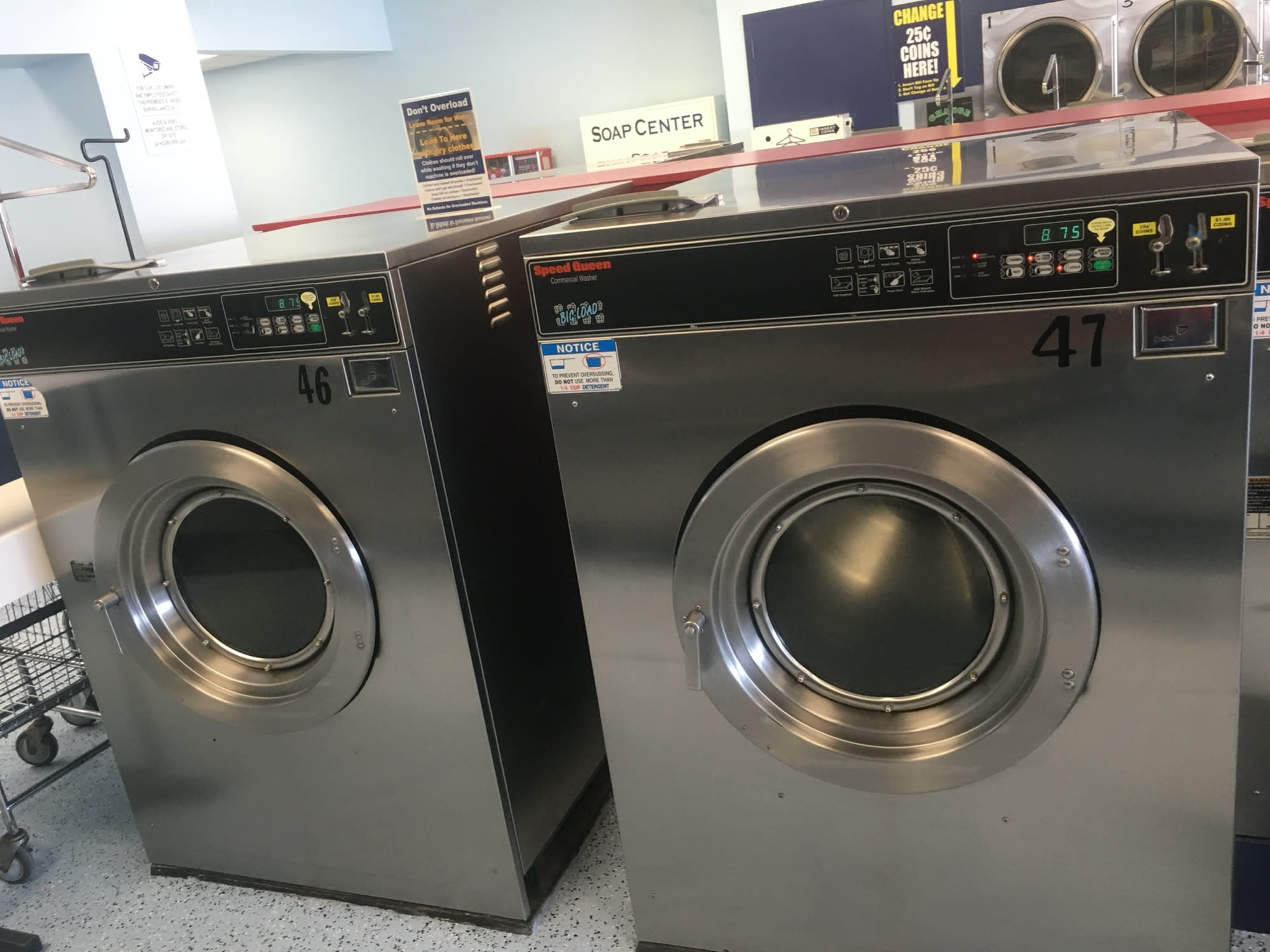 Coin Laundry Express - Flint, MI 48504 - (810)787-0610 | ShowMeLocal.com