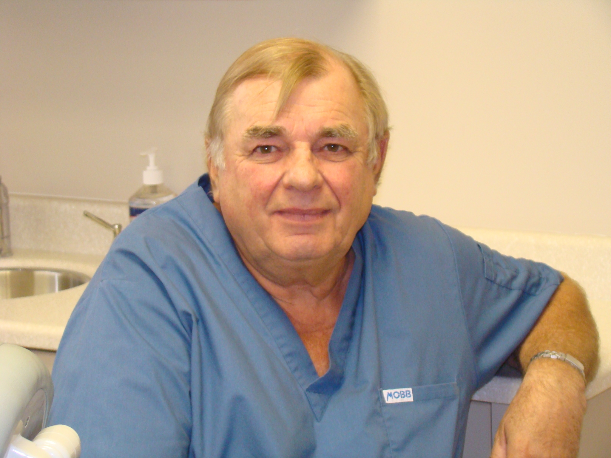 Dr Louise Hill in Orillia: Dr. Jerry Lazar
