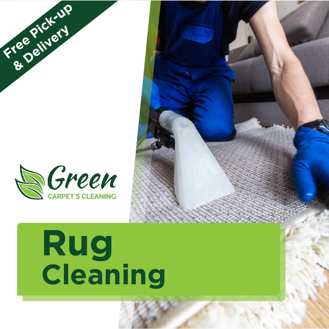Green Carpet's Cleaning