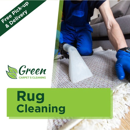 Rug Cleaning Service - Green Carpet's Cleaning