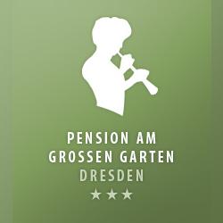 Bild zu Pension am Großen Garten in Dresden