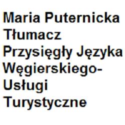 Maria Puternicka Tłumacz Usługi Turystyczne
