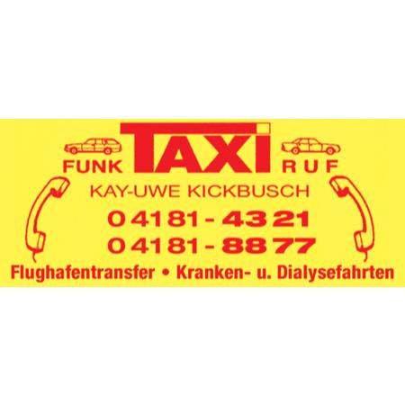 Logo von Kay-Uwe Kickbusch Taxiruf