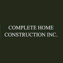 Complete Home Construction, Inc.