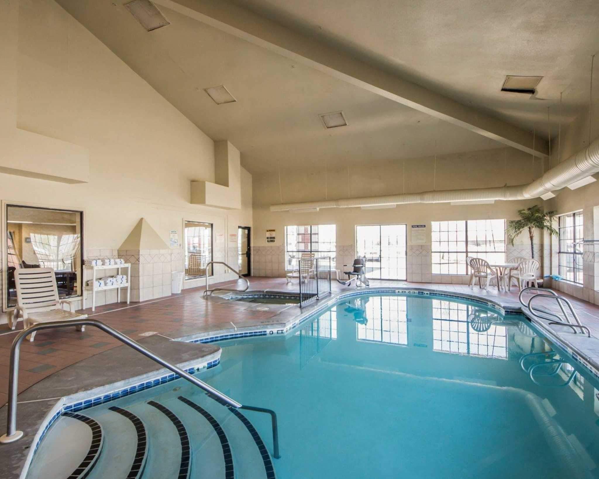Oklahoma City Hotels With Indoor Pool And Hot Tub