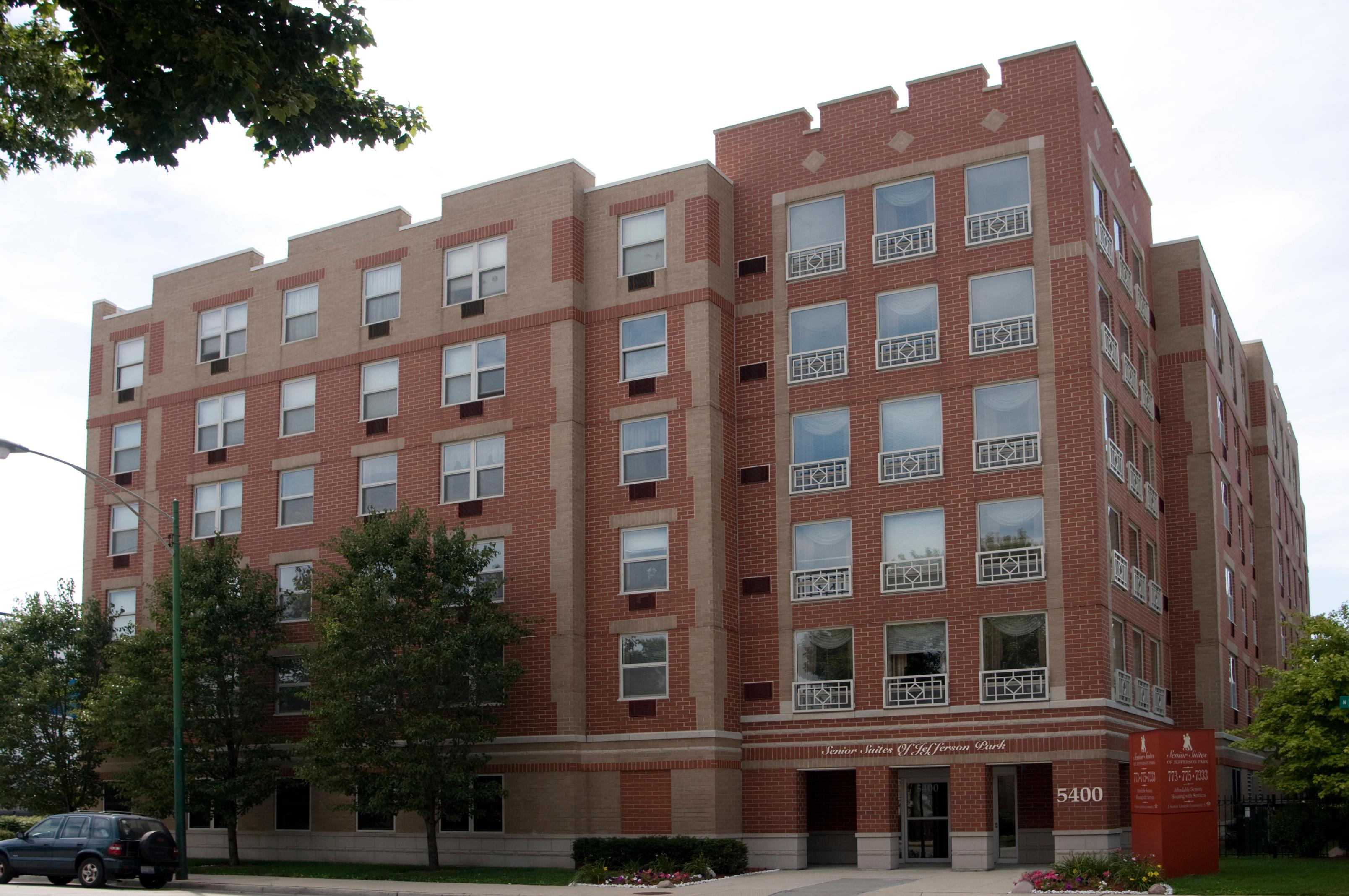 Senior Suites of Jefferson Park