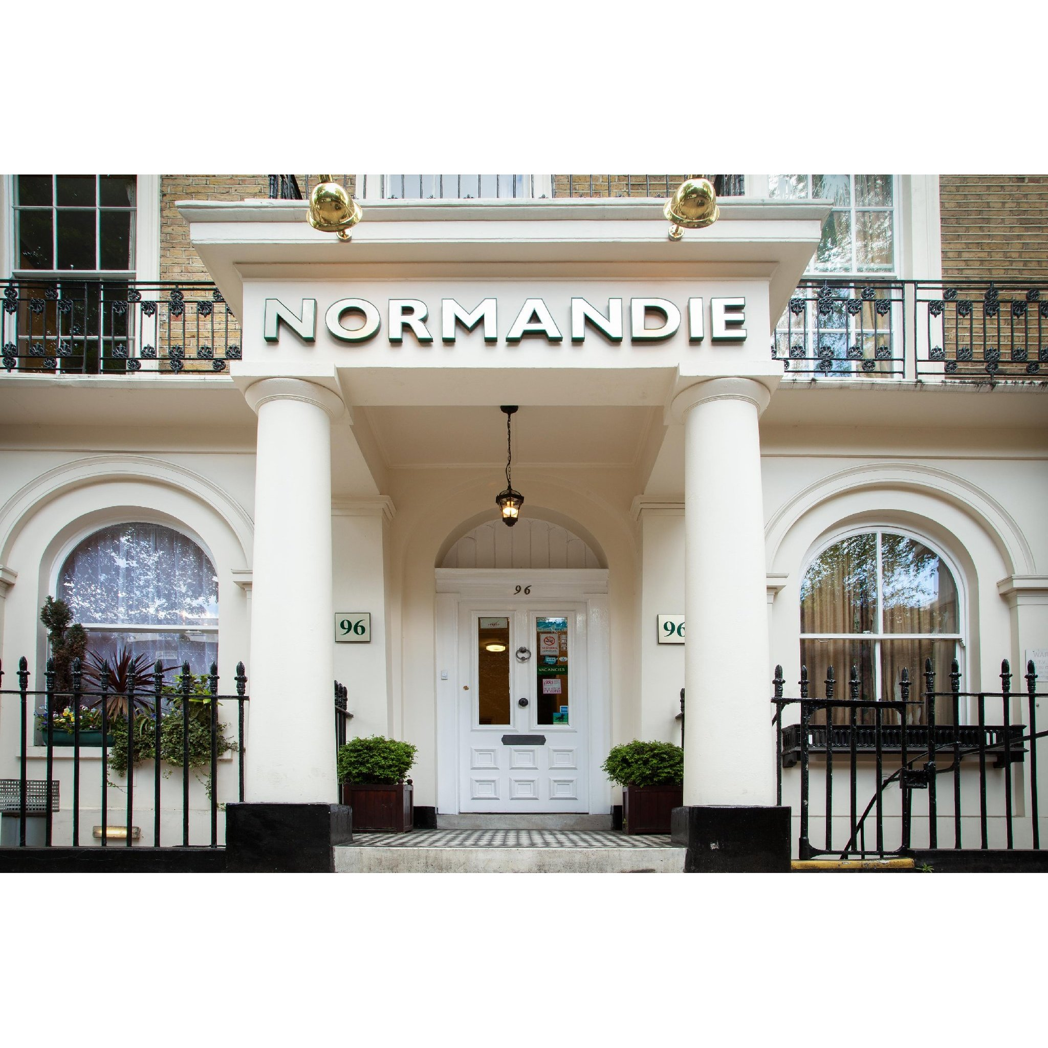 The Normandie Hotel - London, London W2 1UH - 020 7402 9456 | ShowMeLocal.com