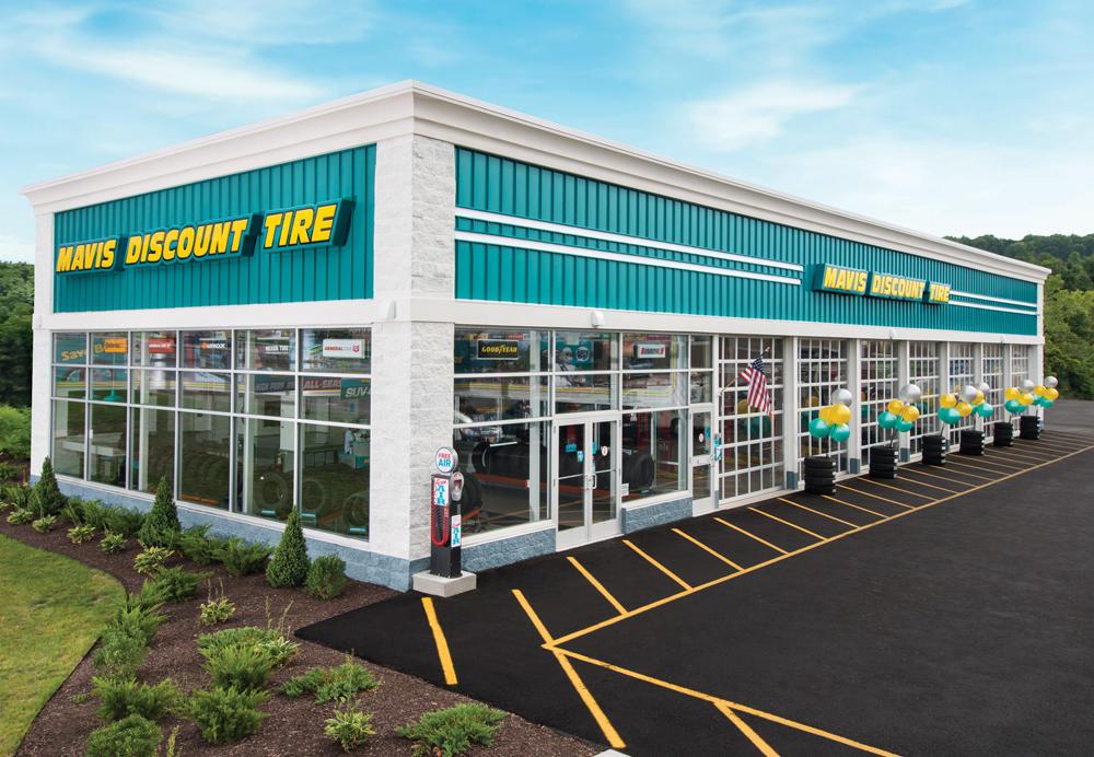 Mavis Discount Tire, Johnson City New York (NY ...