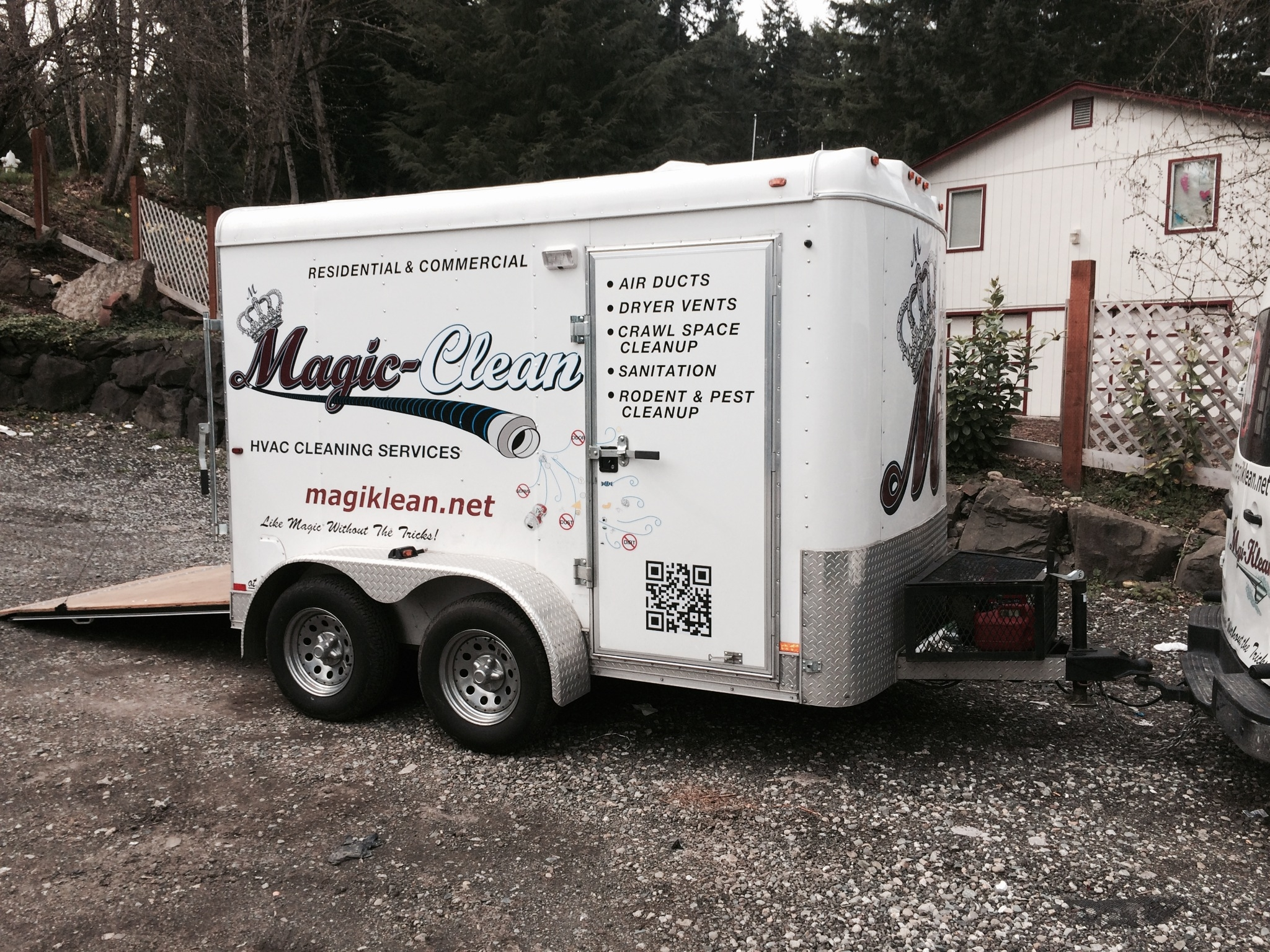 Magic Clean Hvac And Air Duct Cleaning Services In Tacoma
