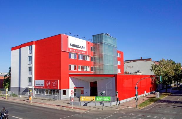 Kundenbild klein 1 Shurgard Self-Storage Berlin Tegel