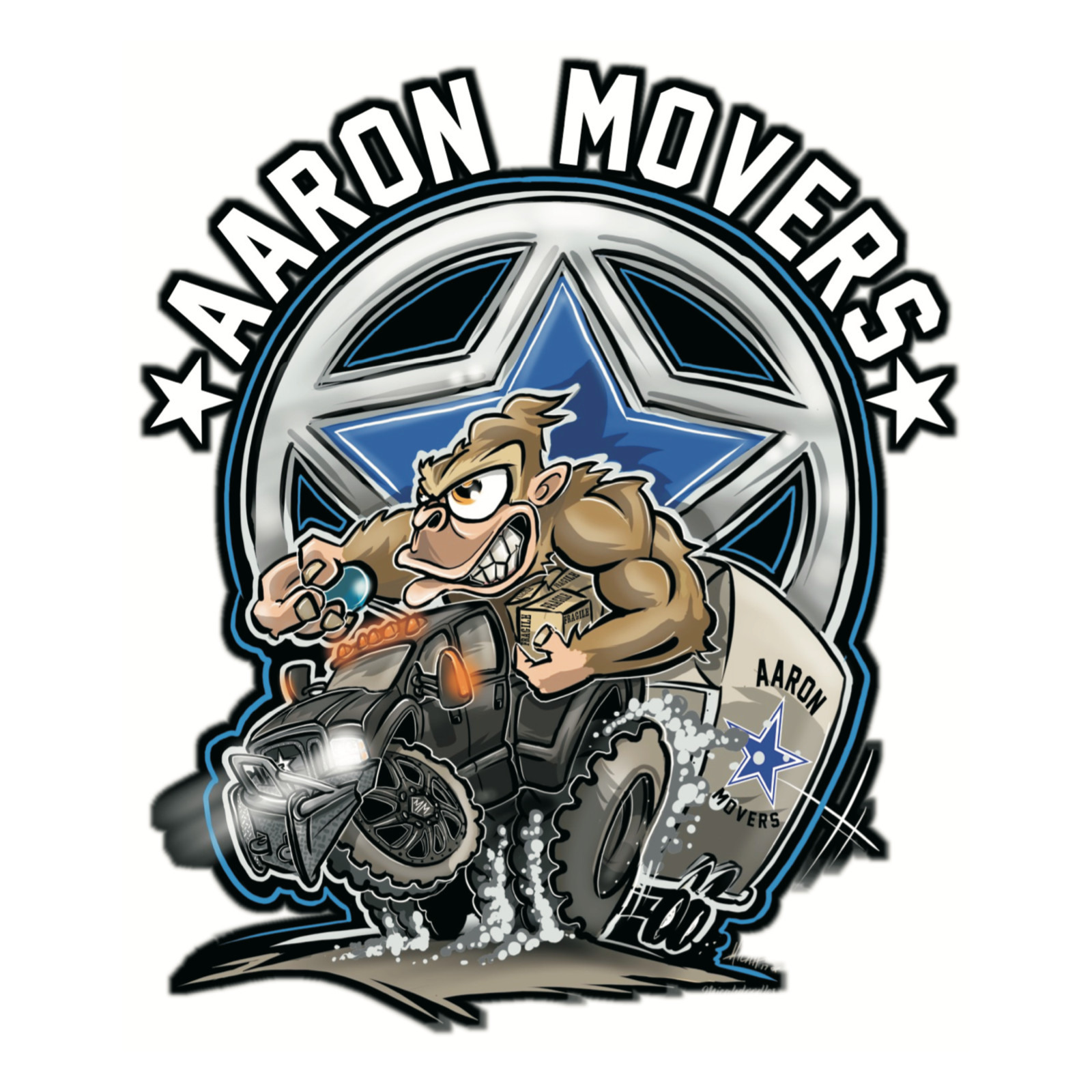A-Aaron Movers