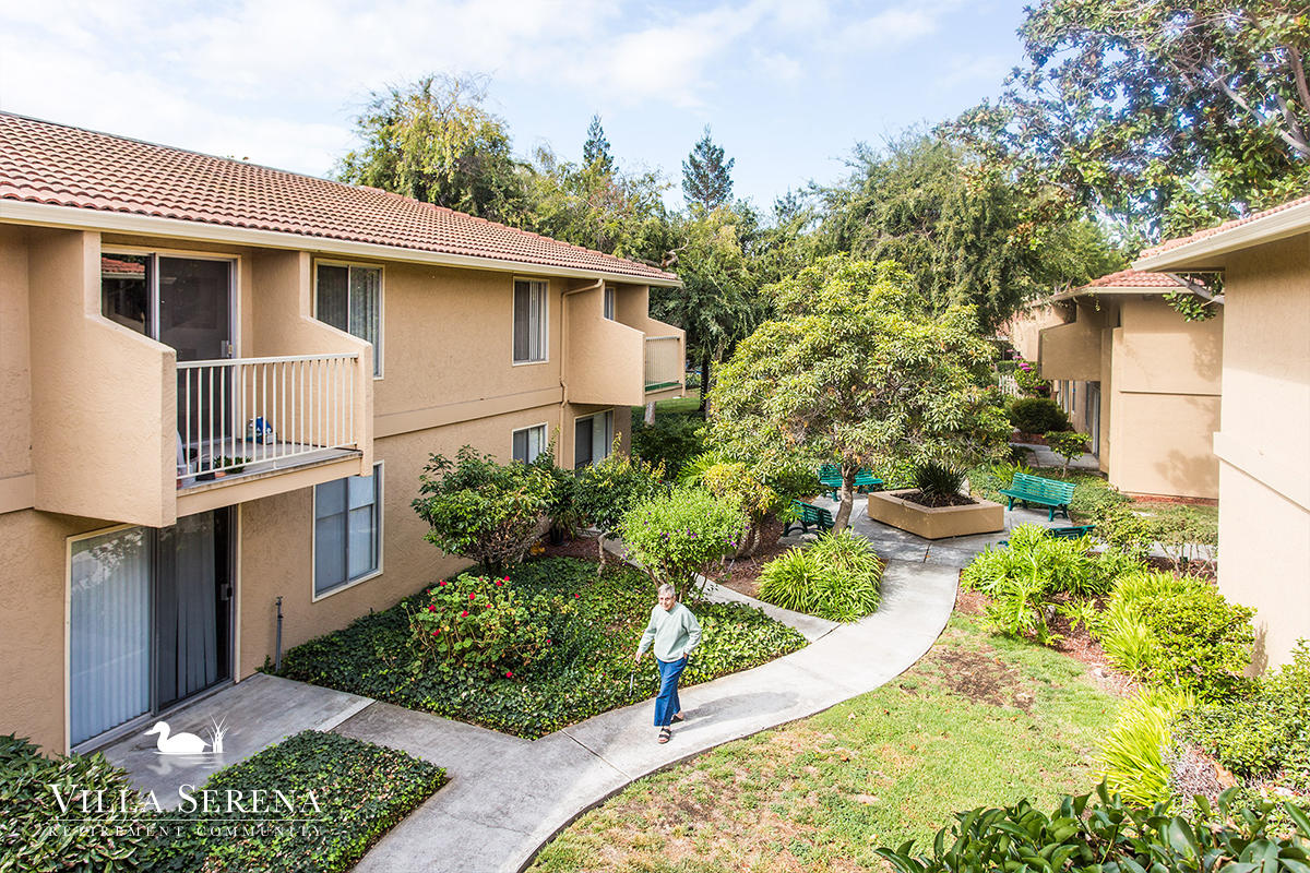 Villa Serena Retirement Community Santa Clara California