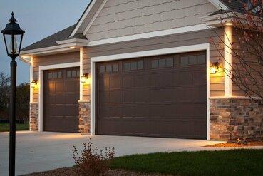 Garage Door Replacement in Keller
