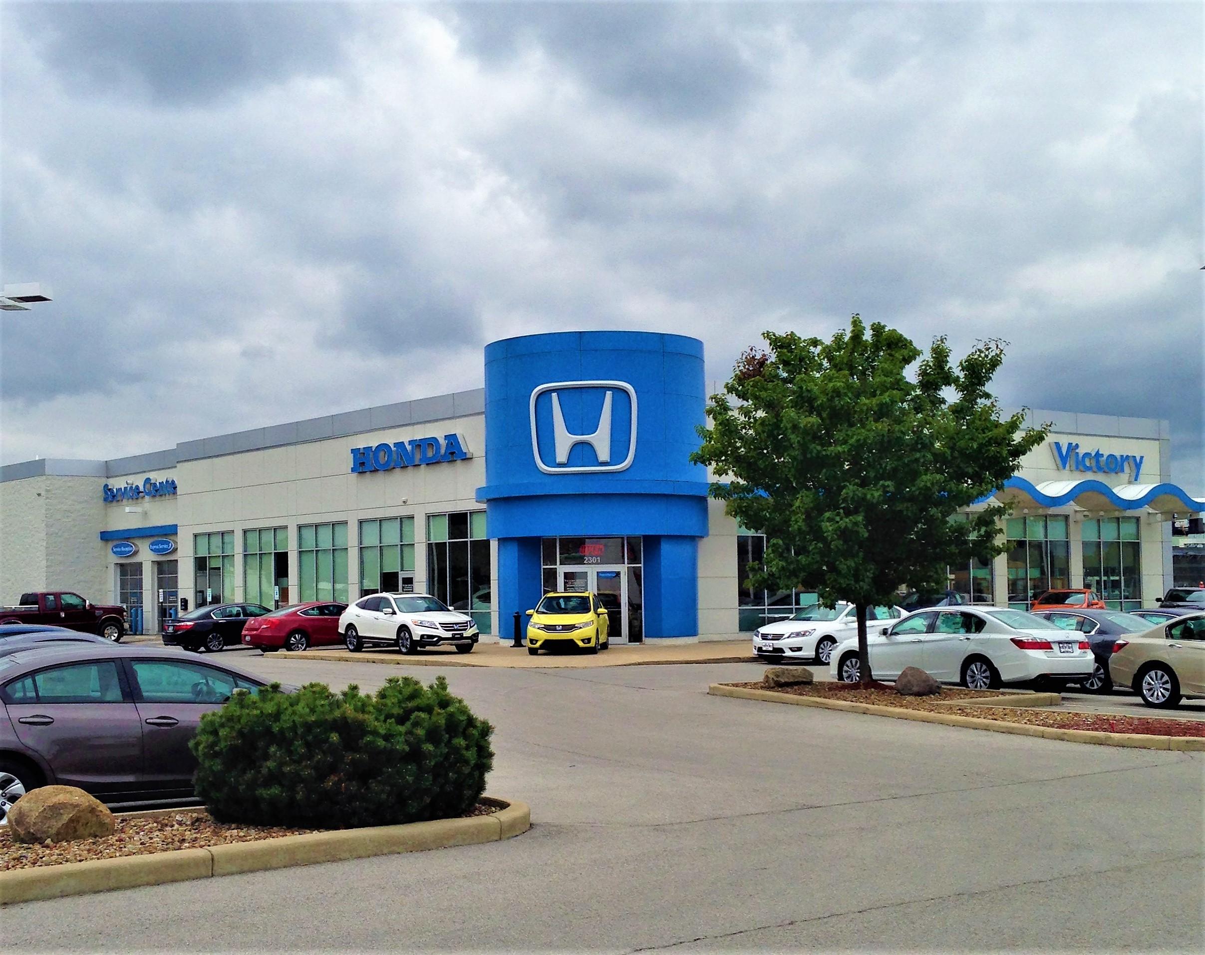 Victory Honda Sandusky Ohio Used Cars