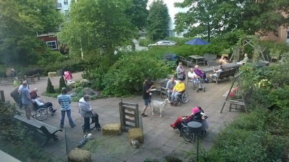 Helsingin Seniorisäätiö Mariankoti