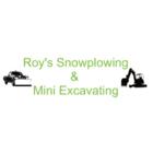Roy's Snowplowing & Mini Excavating