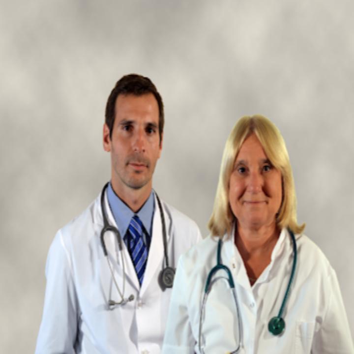DRA AURORA AVRAMOVIC - DR MIGUEL RADIS - MEDICOS FLEBOLOGOS