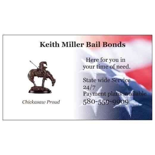 Keith Miller Bail Bonds