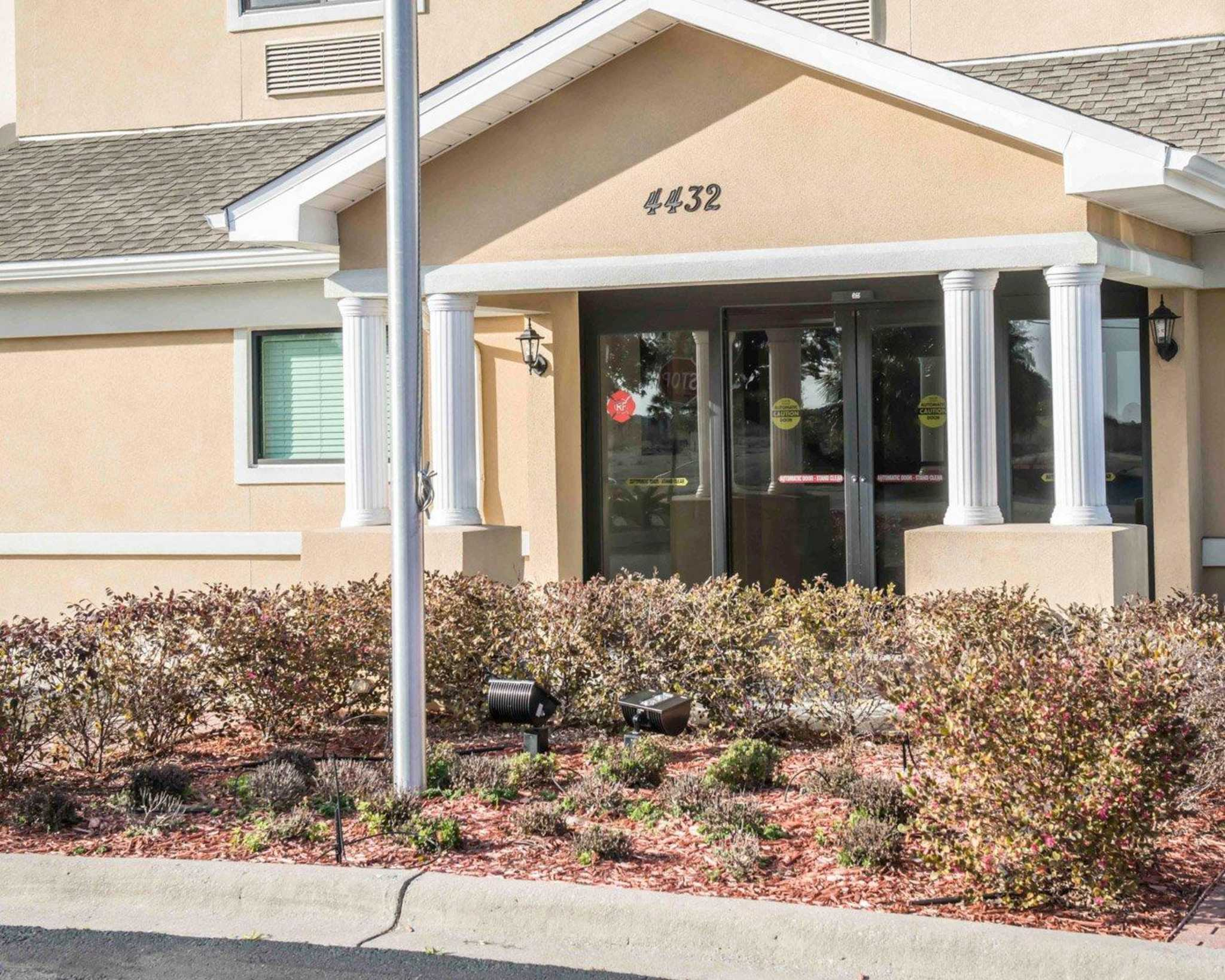 Extended Stay Hotels Panama City Fl