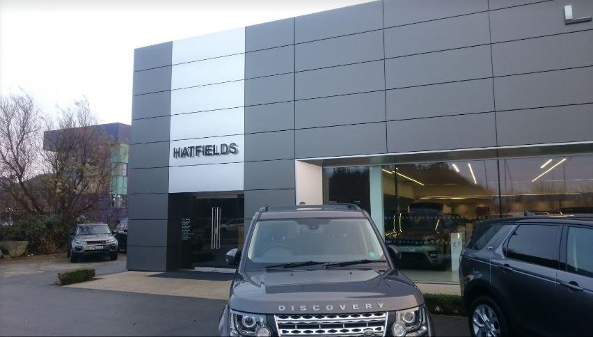 Hatfields Land Rover Hull