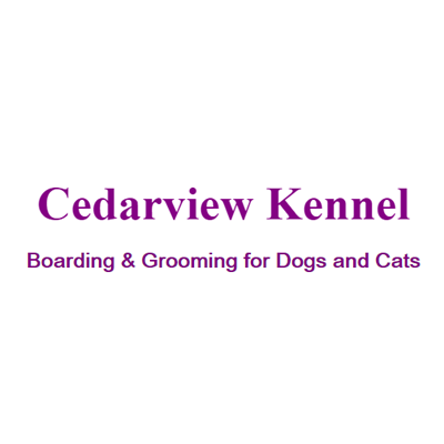 Cedarview Kennel Boarding & Grooming for Dogs and Cats