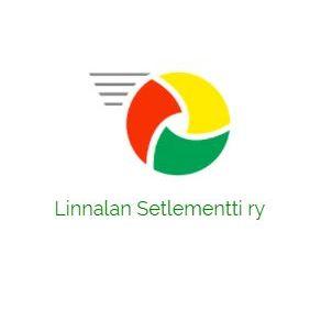 Linnalan setlementti ja opisto Logo